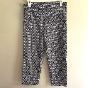 New Directions Patterned pants